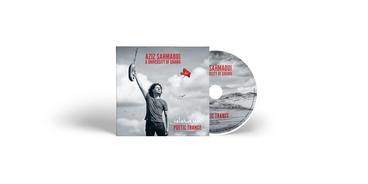 CD Album Poetic Trance