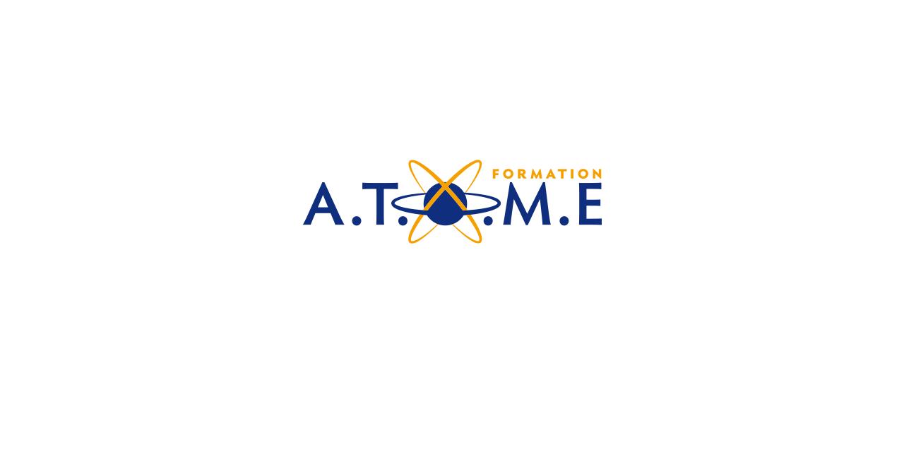 A.T.O.M.E formation identité visuelle | Résonnce grahpique | Thierry Lo-Shung-Line 2019
