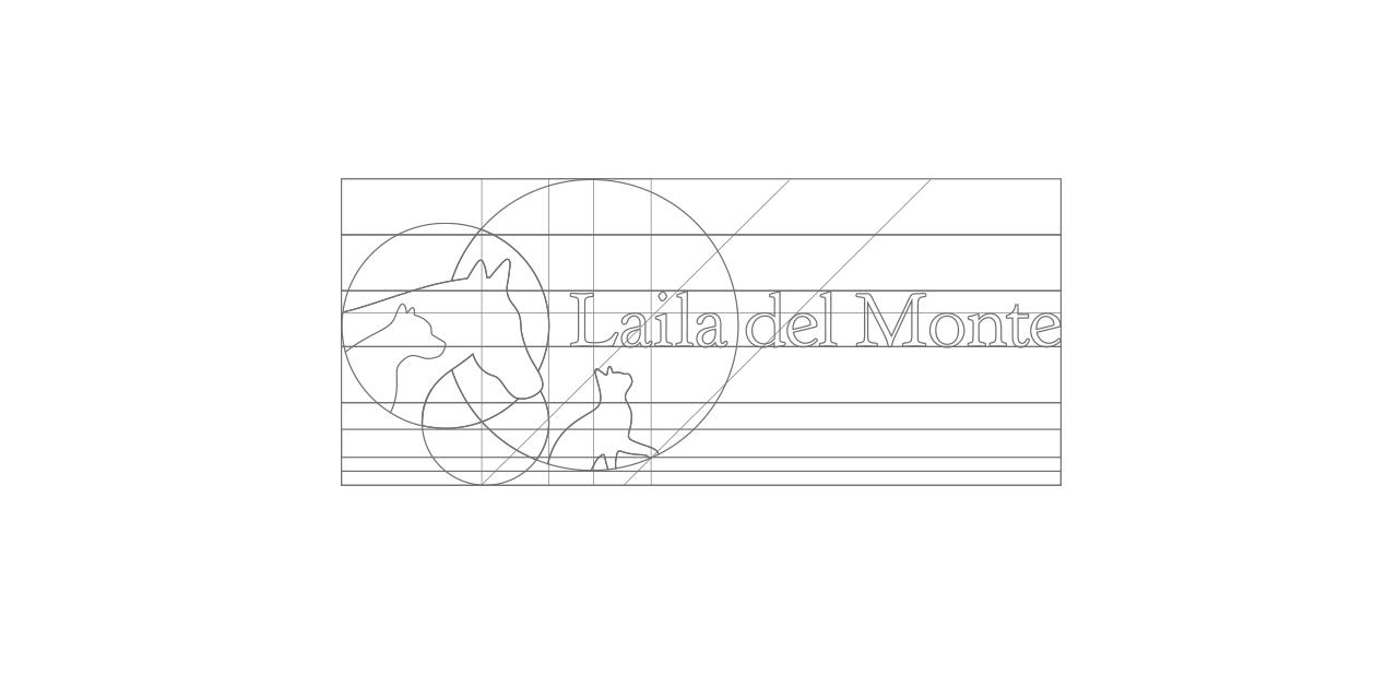 Laila del Monte Logo Réonance graphique Thierry Lo-Shung-Line