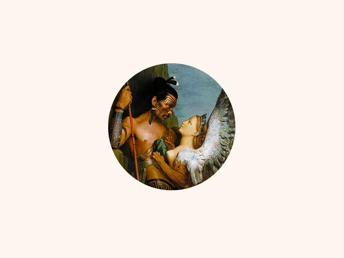 Les icônes créoles • Rencontre entre les régions du monde